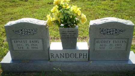 RANDOLPH, ERNEST FAIRL - Craighead County, Arkansas | ERNEST FAIRL RANDOLPH - Arkansas Gravestone Photos