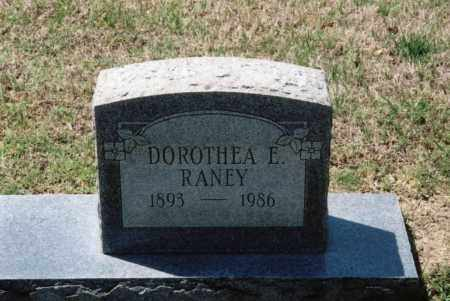 RICHARDSON RANEY, DOROTHEA EULA - Craighead County, Arkansas | DOROTHEA EULA RICHARDSON RANEY - Arkansas Gravestone Photos