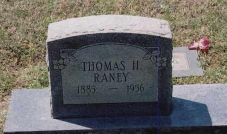 RANEY, THOMAS HENDRIX - Craighead County, Arkansas | THOMAS HENDRIX RANEY - Arkansas Gravestone Photos