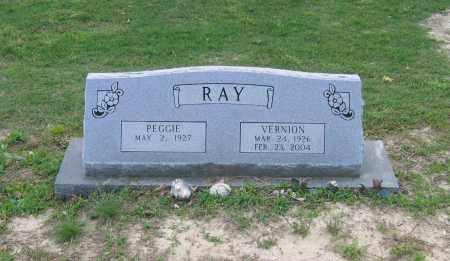 RAY, VERNION - Craighead County, Arkansas | VERNION RAY - Arkansas Gravestone Photos
