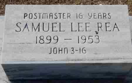 REA, SAMUEL LEE - Craighead County, Arkansas | SAMUEL LEE REA - Arkansas Gravestone Photos