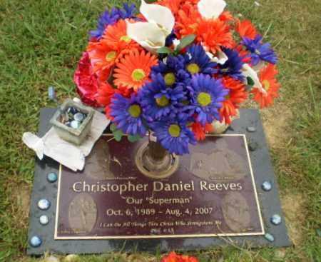 REEVES, CHRISTOPHER DANIEL - Craighead County, Arkansas   CHRISTOPHER DANIEL REEVES - Arkansas Gravestone Photos