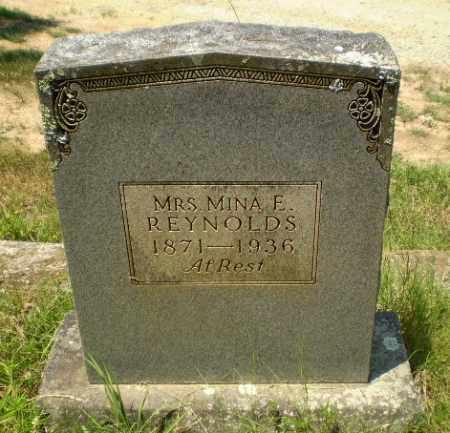 REYNOLDS, MINA E - Craighead County, Arkansas | MINA E REYNOLDS - Arkansas Gravestone Photos
