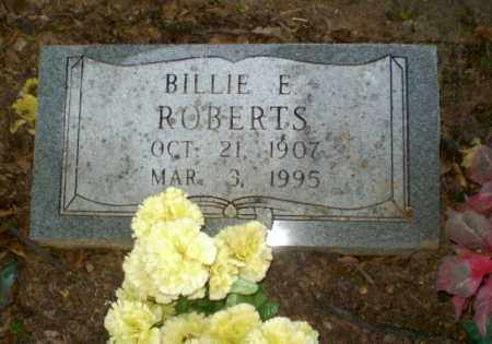 ROBERTS, BILLIE E - Craighead County, Arkansas | BILLIE E ROBERTS - Arkansas Gravestone Photos