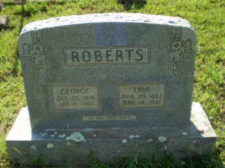 ROBERTS, GEORGE - Craighead County, Arkansas | GEORGE ROBERTS - Arkansas Gravestone Photos
