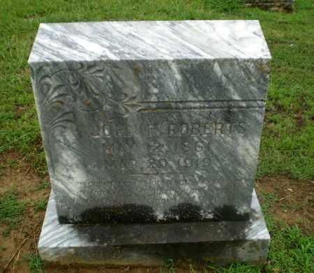 ROBERTS, JOHN H. - Craighead County, Arkansas | JOHN H. ROBERTS - Arkansas Gravestone Photos