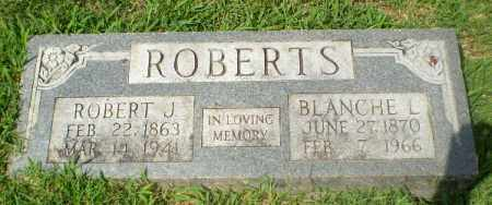 ROBERTS, ROBERT J - Craighead County, Arkansas   ROBERT J ROBERTS - Arkansas Gravestone Photos