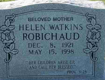 ROBICHAUD, HELEN - Craighead County, Arkansas | HELEN ROBICHAUD - Arkansas Gravestone Photos