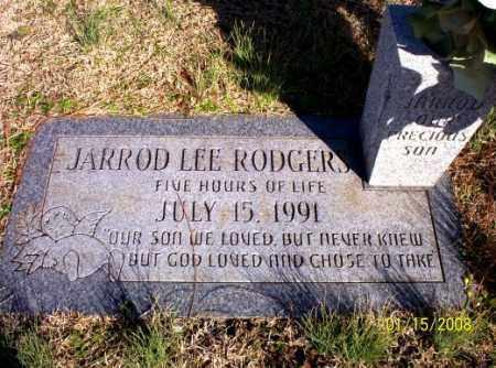 RODGERS, JARROD LEE - Craighead County, Arkansas | JARROD LEE RODGERS - Arkansas Gravestone Photos