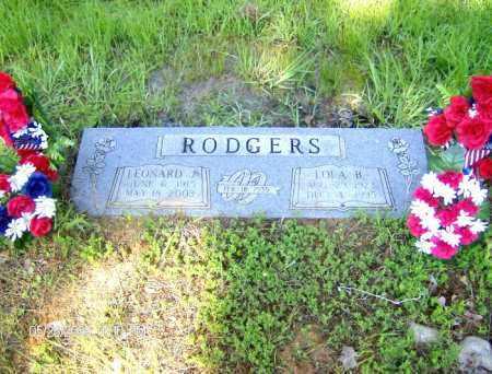 RODGERS, LOLA B - Craighead County, Arkansas | LOLA B RODGERS - Arkansas Gravestone Photos