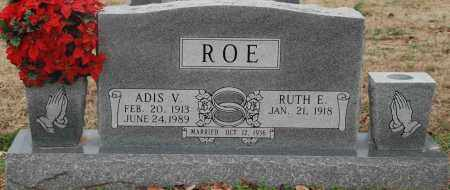 ROE, ADIS V. - Craighead County, Arkansas | ADIS V. ROE - Arkansas Gravestone Photos
