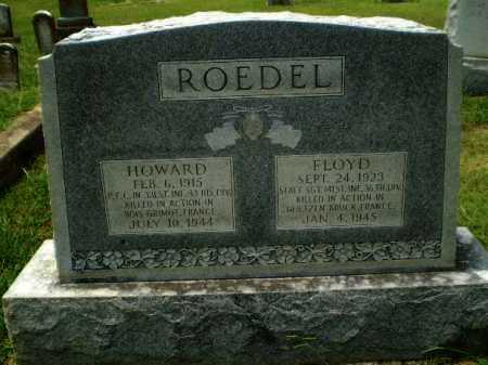 ROEDEL (VETERAN WWII, KIA), FLOYD - Craighead County, Arkansas | FLOYD ROEDEL (VETERAN WWII, KIA) - Arkansas Gravestone Photos
