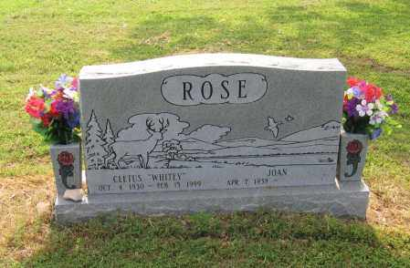 "ROSE, CLETUS ""WHITEY"" - Craighead County, Arkansas   CLETUS ""WHITEY"" ROSE - Arkansas Gravestone Photos"
