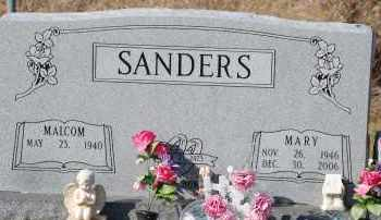 SANDERS, MARY - Craighead County, Arkansas | MARY SANDERS - Arkansas Gravestone Photos