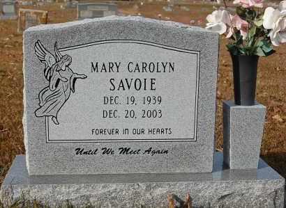 SAVOIE, MARY CAROLYN - Craighead County, Arkansas | MARY CAROLYN SAVOIE - Arkansas Gravestone Photos