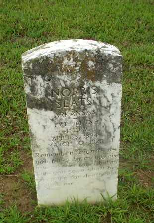 SEATS, NORRIS - Craighead County, Arkansas | NORRIS SEATS - Arkansas Gravestone Photos