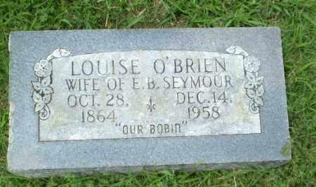O'BRIEN SEYMOUR, LOUISE - Craighead County, Arkansas | LOUISE O'BRIEN SEYMOUR - Arkansas Gravestone Photos