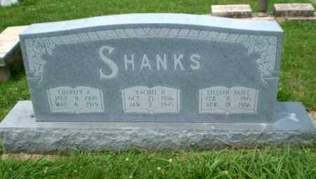 SHANKS, CHARLEY A - Craighead County, Arkansas | CHARLEY A SHANKS - Arkansas Gravestone Photos