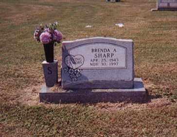 SHARP, BRENDA A. - Craighead County, Arkansas | BRENDA A. SHARP - Arkansas Gravestone Photos