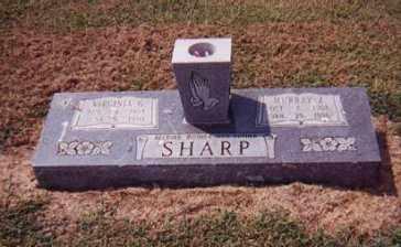 SHARP, VIRGINIA G. - Craighead County, Arkansas | VIRGINIA G. SHARP - Arkansas Gravestone Photos