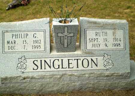 SINGLETON, PHILIP G - Craighead County, Arkansas | PHILIP G SINGLETON - Arkansas Gravestone Photos