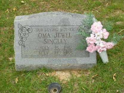 SINGLEY, OMA JEWEL - Craighead County, Arkansas | OMA JEWEL SINGLEY - Arkansas Gravestone Photos