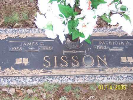 SISSON, JAMES T - Craighead County, Arkansas | JAMES T SISSON - Arkansas Gravestone Photos