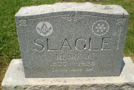 SLAGLE, RENO J - Craighead County, Arkansas   RENO J SLAGLE - Arkansas Gravestone Photos