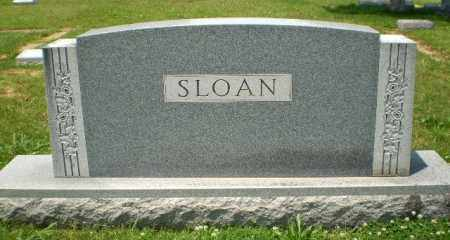 SLOAN FAMILY, MONUMENT - Craighead County, Arkansas   MONUMENT SLOAN FAMILY - Arkansas Gravestone Photos