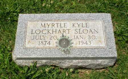 SLOAN, MYRTLE KYLE - Craighead County, Arkansas | MYRTLE KYLE SLOAN - Arkansas Gravestone Photos