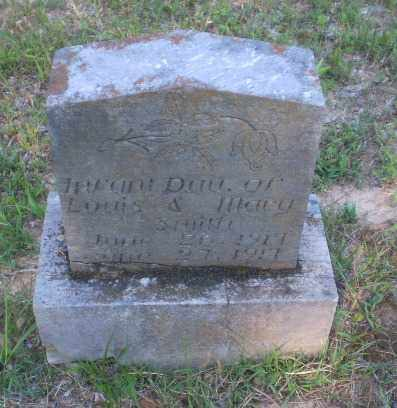 SMITH, INFANT DAUGHTER - Craighead County, Arkansas | INFANT DAUGHTER SMITH - Arkansas Gravestone Photos