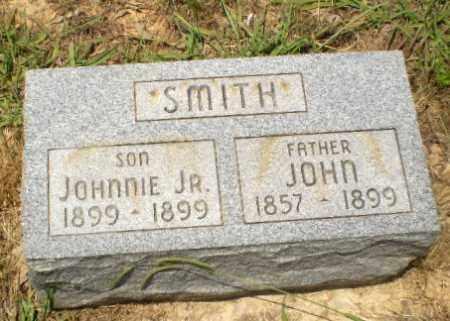 SMITH, JR, JOHNNIE - Craighead County, Arkansas | JOHNNIE SMITH, JR - Arkansas Gravestone Photos