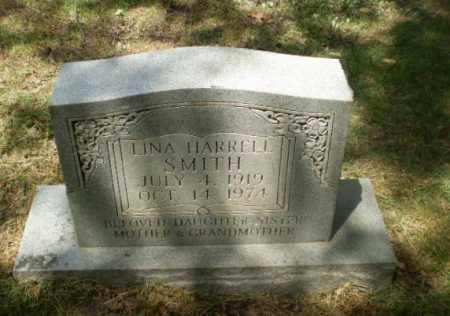 HARRELL SMITH, LINA - Craighead County, Arkansas | LINA HARRELL SMITH - Arkansas Gravestone Photos