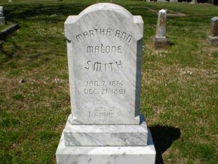 SMITH, MARTHA ANN - Craighead County, Arkansas   MARTHA ANN SMITH - Arkansas Gravestone Photos