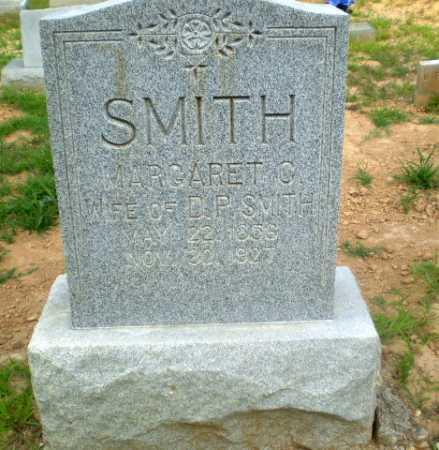 SMITH, MARGARET C - Craighead County, Arkansas   MARGARET C SMITH - Arkansas Gravestone Photos