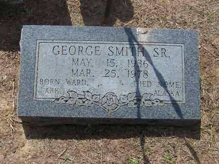 SMITH, SR.(VETERAN KOR), GEORGE - Craighead County, Arkansas | GEORGE SMITH, SR.(VETERAN KOR) - Arkansas Gravestone Photos