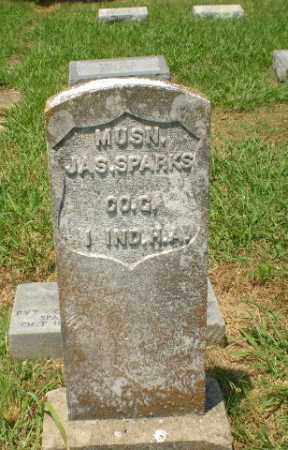 SPARKS  (VETERAN UNION), JAMES - Craighead County, Arkansas | JAMES SPARKS  (VETERAN UNION) - Arkansas Gravestone Photos