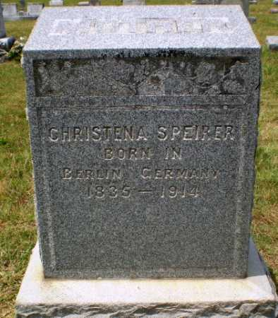 SPEIRER, CHRISTENA - Craighead County, Arkansas   CHRISTENA SPEIRER - Arkansas Gravestone Photos