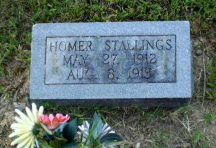 STALLINGS, HOMER - Craighead County, Arkansas   HOMER STALLINGS - Arkansas Gravestone Photos