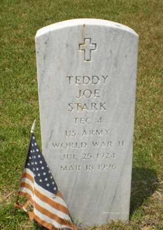 STARK  (VETERAN WWII), TEDDY JOE - Craighead County, Arkansas | TEDDY JOE STARK  (VETERAN WWII) - Arkansas Gravestone Photos