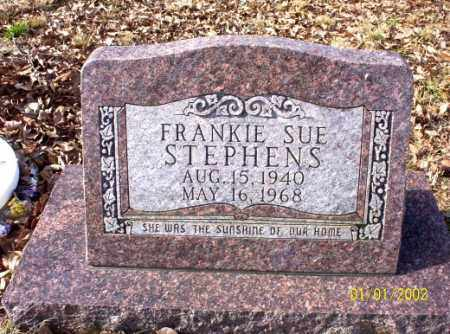 STEPHENS, FRANKIE SUE - Craighead County, Arkansas | FRANKIE SUE STEPHENS - Arkansas Gravestone Photos