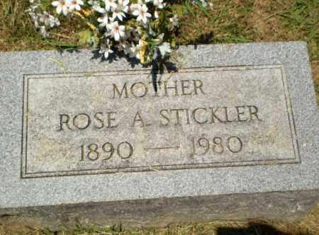 STICKLER, ROSE A - Craighead County, Arkansas | ROSE A STICKLER - Arkansas Gravestone Photos