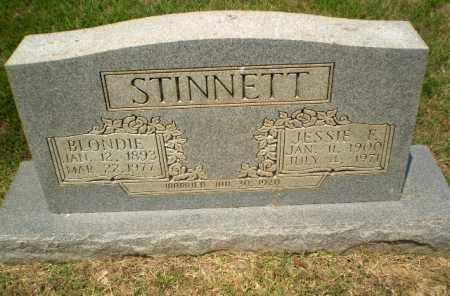 STINNETT, BLONDIE - Craighead County, Arkansas | BLONDIE STINNETT - Arkansas Gravestone Photos