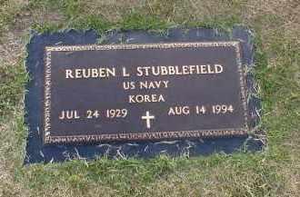 STUBBLEFIELD (VETERAN KOR), REUBEN L. - Craighead County, Arkansas   REUBEN L. STUBBLEFIELD (VETERAN KOR) - Arkansas Gravestone Photos