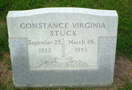 STUCK, CONSTANCE VIRGINIA - Craighead County, Arkansas | CONSTANCE VIRGINIA STUCK - Arkansas Gravestone Photos