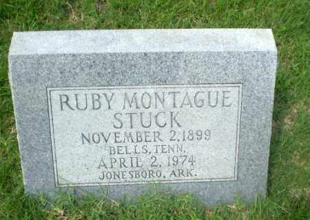 STUCK, RUBY - Craighead County, Arkansas | RUBY STUCK - Arkansas Gravestone Photos