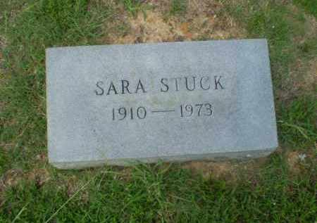 STUCK, SARA - Craighead County, Arkansas   SARA STUCK - Arkansas Gravestone Photos