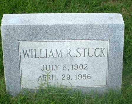 STUCK, WILLIAM R - Craighead County, Arkansas | WILLIAM R STUCK - Arkansas Gravestone Photos