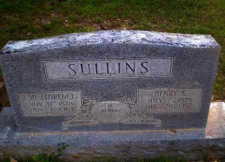 SULLINS, HENRY S - Craighead County, Arkansas   HENRY S SULLINS - Arkansas Gravestone Photos