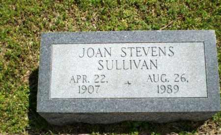 STEVENS SULLIVAN, JOAN - Craighead County, Arkansas | JOAN STEVENS SULLIVAN - Arkansas Gravestone Photos